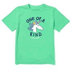Life Is Good - Kids Kind Unicorn Crusher T-Shirt