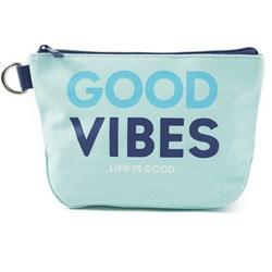 Life Is Good - Unisex Good Vibes Wayfarer Pouch