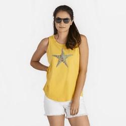 Life Is Good - Womens Primal Starfish High-Low Crusher Tank