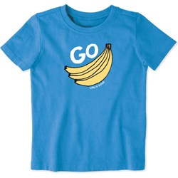 Life Is Good - Baby Go Bananas Ss Toddler T-Shirt