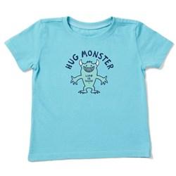 Life Is Good - Baby Hug Monster Ss Toddler T-Shirt