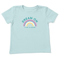 Life Is Good - Baby Lig Rainbow Ss Toddler T-Shirt