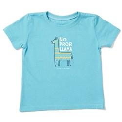 Life Is Good - Baby No Prob Llama Ss Toddler T-Shirt
