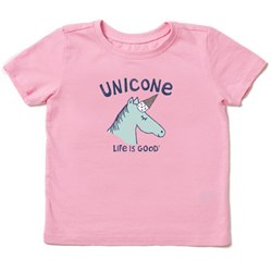 Life Is Good - Baby Unicone Ss Toddler T-Shirt