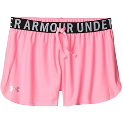 Under Armour - Girls Play Up Solid Shorts