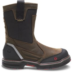 "Wolverine - Mens Overman Nt 10"" Wp Boots"