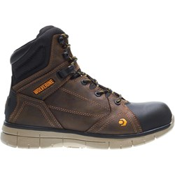 Wolverine - Mens Rigger Mid Cm Wp Boots