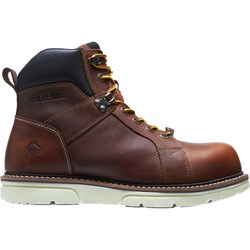 """Wolverine - Mens I-90 Wedge 6"""" Boots"""