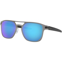 Oakley 0Oo4128 Latch Alpha Round Sunglasses