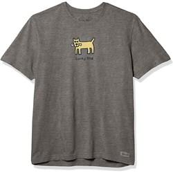 Life Is Good - Mens Big Kid Jake Vintage Crusher T-Shirt