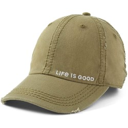 Life Is Good - Unisex Life Is Good Branded Sunwash Chill Cap