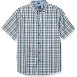 Dickies - Mens S/S Flex Plaid Shirt