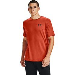 Under Armour - Mens SPORTSTYLE LEFT CHEST SS T-Shirt