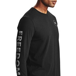Under Armour - Mens Freedone Flag Long-Sleeve T-Shirt