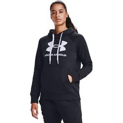 Under Armour - Womens Rival Logo Fleece Top