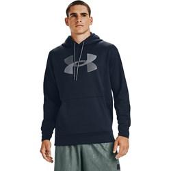 Under Armour - Mens Big Logo Hd Fleece Top