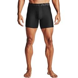 Under Armour - Mens Tech 6In 2 Pack Underwear Bottoms