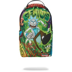 Sprayground - Rick And Morty: Genius Backpack