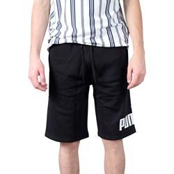 "PUMA - Mens Big Fleece Logo Short 10"""
