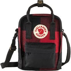 Fjallraven - Unisex Kanken Re-Wool Sling Bag