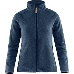 Fjallraven - Womens Ovik Fleece Zip Sweater