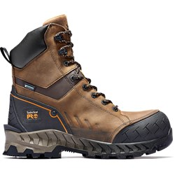 """Timberland Pro - Mens Work Summit 8"""" Composite Safety Toe Waterproof Boot"""