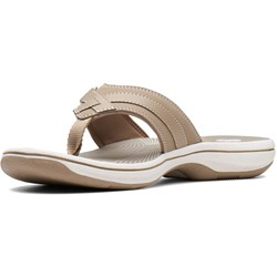 Clarks - Womens Breeze Sea H Flip Flop