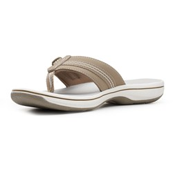 Clarks - Womens Brinkley Sun Sandals