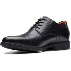 Clarks - Mens Whiddon Cap Shoes