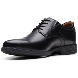 Clarks - Mens Whiddon Plain Shoes