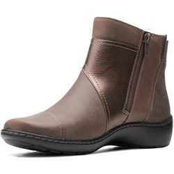 Clarks - Womens Cora Tropic Boots