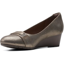Clarks - Womens Mallory Strap Shoes