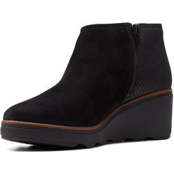 Clarks - Womens Mazy Harwich Boots