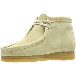 Clarks - Womens Wallabee Boot. Boots