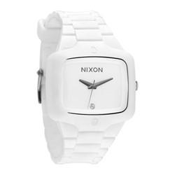 Nixon Men's Rubber Player Analog Watch