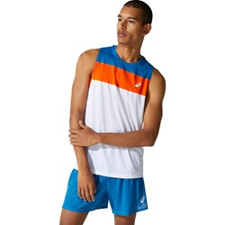 Asics - Mens Race Singlet Tank Top
