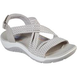 Skechers - Womens Reggae Cup - Oh, Snap! Sandals