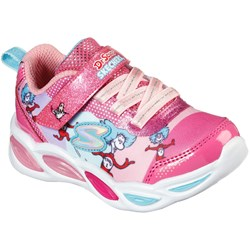 Skechers - Girls Dr. Seuss: Shimmer Beams - Funtime With Things Shoes