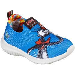 Skechers - Girls Dr. Seuss: Ultra Flex - You Are You Slip-On Shoes