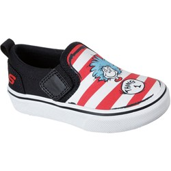 Skechers - Boys Dr. Seuss: Street Fame - Things At Play Slip-On Shoes