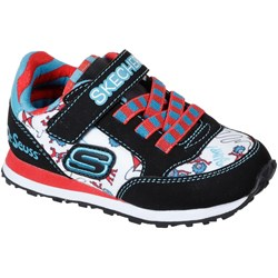 Skechers - Boys Dr. Seuss: Retro Sneaks - Things Play Too Shoes