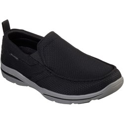 Skechers - Mens Relaxed Fit: Harper - Walton Slip-On Shoes