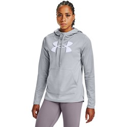 Under Armour - Womens Af Bl Chenille/Shine Fleece Top