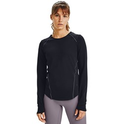 Under Armour - Womens Meridian + Mi Crew Long-Sleeve T-Shirt