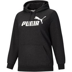 Puma - Womens Ess Logo Fl Plus Hoodie