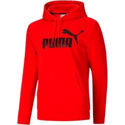Puma - Mens Ess Fl Big Logo Us Hoodie