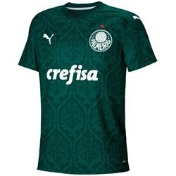 Puma - Kids Palmeiras Replica Home Jersey I