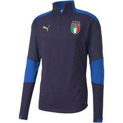 PUMA - Mens Figc Training 1/4 Zip Top
