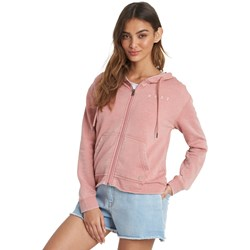 Roxy - Womens Go For It A Zip-Up Hoodie
