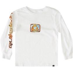 Quiksilver - Juvenile Boys Note To Self T-Shirt